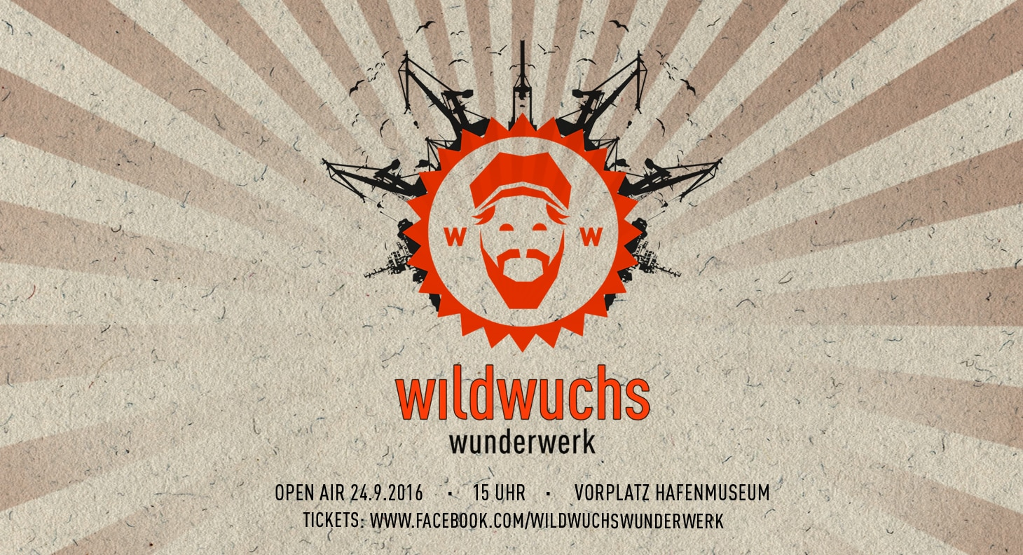Wildwuchs flyer